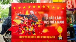 Hà Nội, TP.HCM ngập sắc đỏ trước trận bán kết lịch sử U23 Việt Nam - U23 Hàn Quốc