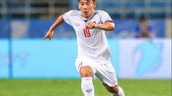 Clip: Minh Vương lập siêu phẩm vào lưới Olympic Hàn Quốc