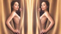 35 tuổi, Phương Linh vẫn đẹp mê hồn nhờ mặc áo mưa nhảy dây