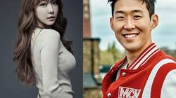 """Tình trường với các mỹ nhân của """"át chủ bài"""" tuyển Hàn Quốc Son Heung Min"""