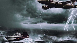 """Phát hiện """"thủ phạm"""" khiến tàu thuyền mất tích ở tam giác quỷ Bermuda"""