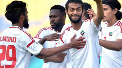 ASIAD 18: Thực lực của Olympic UAE mạnh tới cỡ nào?