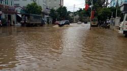 Sơn La: Hàng nghìn hộ dân vất vả chạy lụt trong đêm