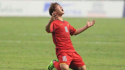 Tiết lộ xúc động về pha ăn mừng bàn thắng của Minh Vương