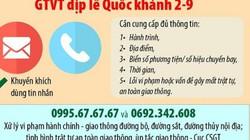 18 số điện thoại đường dây nóng GTVT dịp lễ Quốc khánh 2.9