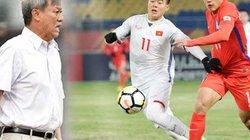 HLV Lê Thụy Hải chỉ cho Olympic Việt Nam cách hạ Olympic UAE
