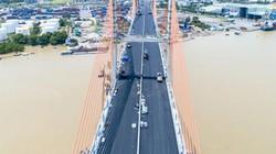 Cầu Bạch Đằng hơn 7.000 tỷ nối Quảng Ninh- Hải Phòng chính thức thông xe