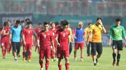 """Báo ngoại chỉ ra lý do Olympic Việt Nam """"gục ngã"""" trước UAE"""