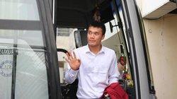Ảnh: Nhanh như chớp, Olympic Việt Nam đã có mặt tại sân Mỹ Đình