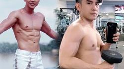 """Mê mệt thân hình """"cực phẩm"""" của Phan Đinh Tùng, Đan Trường ở tuổi 42"""