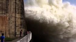 13h chiều nay, Thủy điện Hòa Bình, Sơn La đồng loạt xả lũ