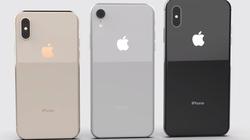 NÓNG: Xác nhận ngoại hình chuẩn của bộ ba iPhone X 2018