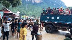 Thanh Hóa: Lũ phá tan tành nhiều bản làng ở Mường Lát