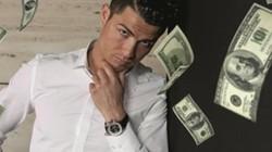 Hé lộ mức lương kỷ lục của Cristiano Ronaldo ở Serie A