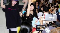 """Thành viên T-ara khiến sân bay Tân Sơn Nhất """"náo loạn"""" lúc nửa đêm"""