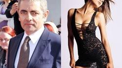 """Vua hài Mr. Bean """"tái xuất giang hồ"""" bên nàng Bond Girl nóng bỏng"""