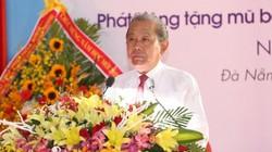 Dự khai giảng, Phó Thủ tướng kêu gọi tuân thủ an toàn giao thông