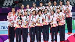 """Tỷ phú Jack Ma tặng quà """"độc"""" cho ĐT bóng chuyền nữ Trung Quốc"""