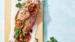 Những món cá nướng đốn tim thực khách vì quá đẹp và ngon