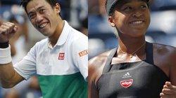 Quần vợt Nhật Bản sẽ tạo kỳ tích tại Mỹ Mở rộng 2018?