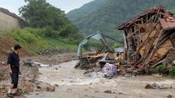 76 người Triều Tiên thiệt mạng vì lũ lụt hoành hành