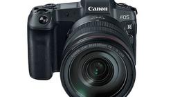 Canon ra mắt máy ảnh không gương lật full frame đầu tiên