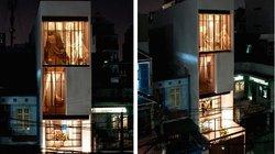 """""""Căn nhà đèn lồng"""" ở Sài Gòn đập tan mọi định kiến về nhà ống"""
