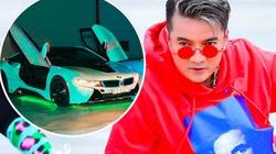 Mr. Đàm lại chơi lớn, đưa siêu xe và đồ hiệu vào MV mới
