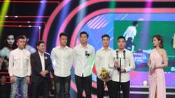 U23 Việt Nam nhận cú đúp giải thưởng ở VTV Awards