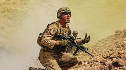 """Mỹ bất ngờ tập trận rầm rộ ở Syria """"nắn gân"""" Putin, Assad"""