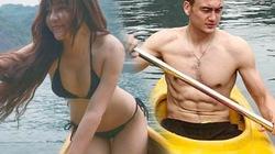Vừa chia tay, thủ môn Văn Lâm đã có bạn gái mới nóng bỏng?
