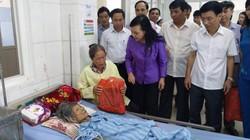 Bộ trưởng Bộ Y tế làm việc về công tác y tế cơ sở tại Nam Định