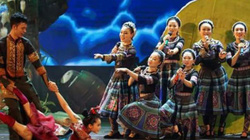 """Nhà hát Lớn ra mắt khán giả Thủ đô, du khách quốc tế vở diễn nghệ thuật """"Mỵ"""""""