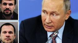 Nóng: Putin tiết lộ về nghi can vụ đầu độc cựu điệp viên Skripal
