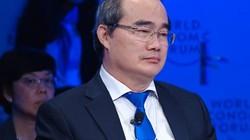 Bí thư Nguyễn Thiện Nhân nói về tắc đường, ngập úng và đô thị thông minh cho TP.HCM