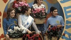 Hình ảnh hiếm về cuộc thi hoa hậu thời Liên Xô cũ