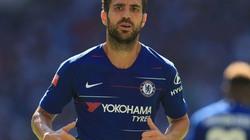 """Chelsea đối mặt nguy cơ """"mất trắng"""" Fabregas"""