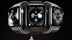 """Apple Watch Series 4 ra mắt, giá 9,3 triệu đồng, nhiều tính năng """"độc"""""""