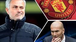 Zidane chán cảnh thất nghiệp, Mourinho sắp mất ghế ở M.U?