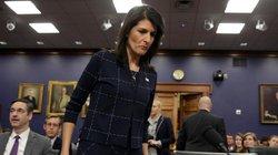 Mỹ dọa ném bom nếu Nga, Syria tấn công thành trì cuối cùng của phiến quân