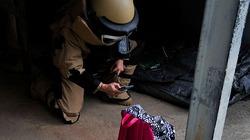 Khám phá bộ đồ có thể chịu được sức ép của 5kg thuốc nổ