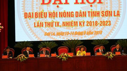 Đại hội Hội ND Sơn La: Hội là cầu nối trong liên kết 4 nhà