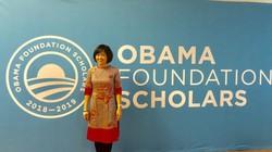 Anh hùng Khí hậu Việt Nam nhận học bổng của quỹ Obama