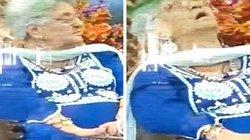 Ấn Độ: Khán giả bị sốc khi khách mời qua đời ngay trên sóng TV