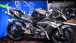 """BMW G310RR Supersport 2019: Bản """"thu nhỏ"""" của siêu mô tô S1000RR"""