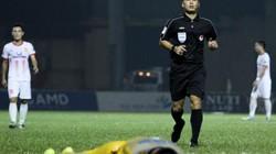 Hoà Nam Định, HLV FLC Thanh Hoá kiến nghị loại trọng tài chính khỏi V.League