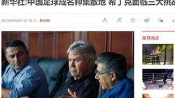 Báo Trung Quốc lo gặp Việt Nam tại VL U23 châu Á dù có Hiddink