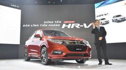 Chính thức ra mắt Honda HR-V, giá gần 900 triệu đồng