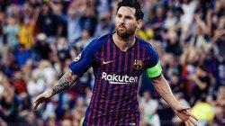 "Clip: Messi lập hat-trick, Barca ""vùi dập"" PSV"