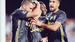 Clip: Ronaldo nhận thẻ đỏ, Juventus nhọc nhằn hạ Valencia